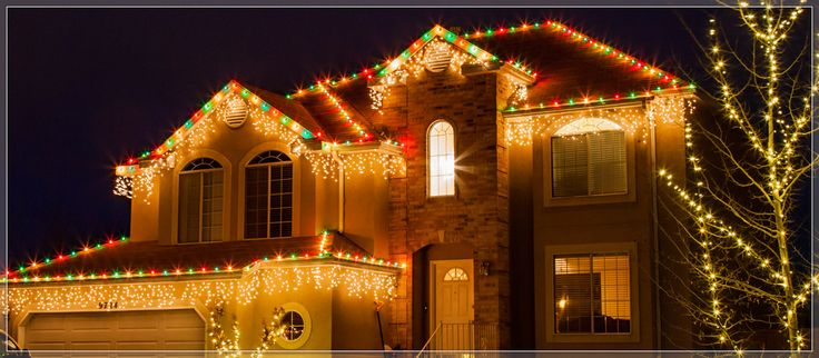 String Christmas Lights Together : 1000+ ideas about Christmas Light Clips on Pinterest Hanging christmas lights, Christmas ...