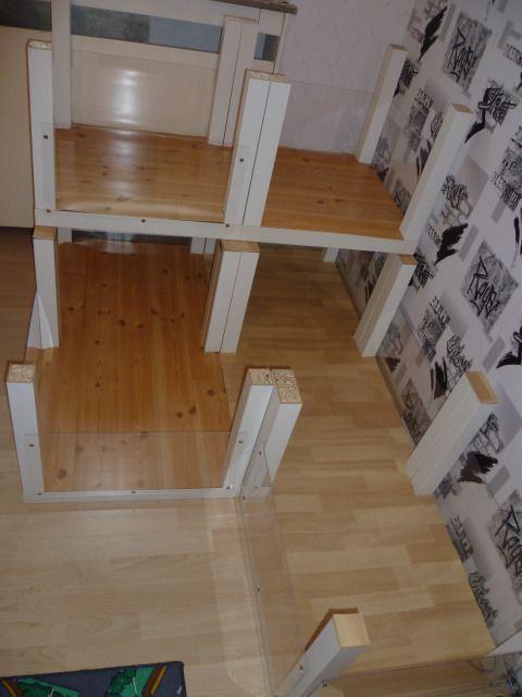 15 pins zu meerschweinchen gehege die man gesehen haben. Black Bedroom Furniture Sets. Home Design Ideas