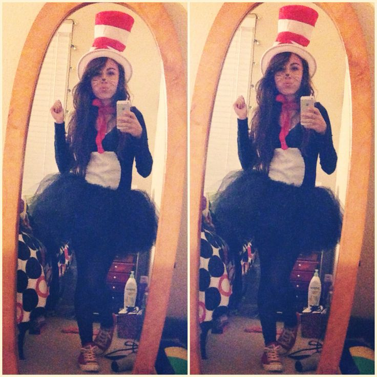 homemade cat in the hat costume ideas - Cat In The Hat Halloween Costume Ideas