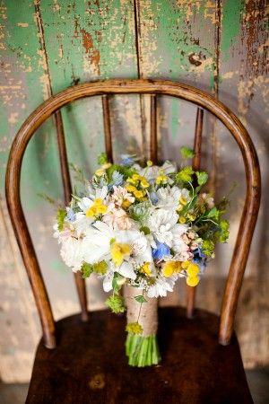 flores do campo tb. podem ser lindas para um bouquet #flower #bouquet