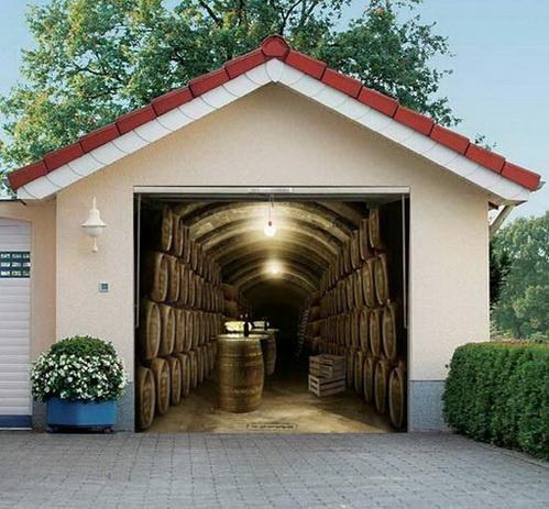 33 Best Garage Door Art Images On Pinterest