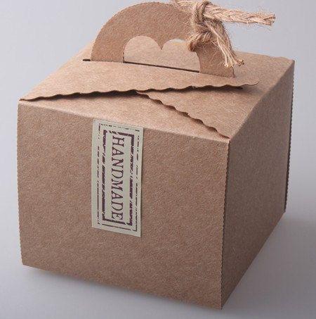 30 Kraft Paper Cake Box,Christmas Wedding Box,For Macaron Gift Bakery Cookie Favor Cupcake Chocolate Packaging TB41 by yanfengpaint on Etsy https://www.etsy.com/listing/220726483/30-kraft-paper-cake-boxchristmas-wedding