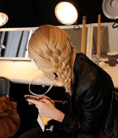 weave braidStylish, Hair Ideas, Clothing, Makeup, Beautiful Colors Styl, Hair Styles 33, Cabello Con, Bobby Pin, Hair Stuffff