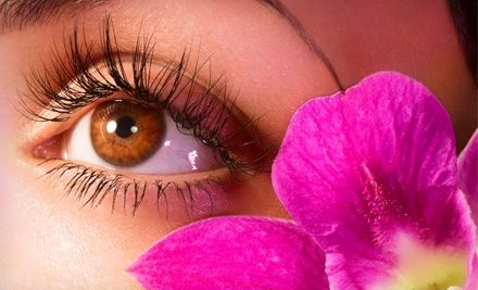 Groupon - Faux Mink or Human Hair Eyelash Extensions from Riska Crowder (Up to 60% Off). Groupon deal price: $29.99