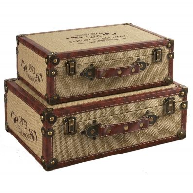 89 best Vintage Suitcase images on Pinterest | Vintage suitcases ...