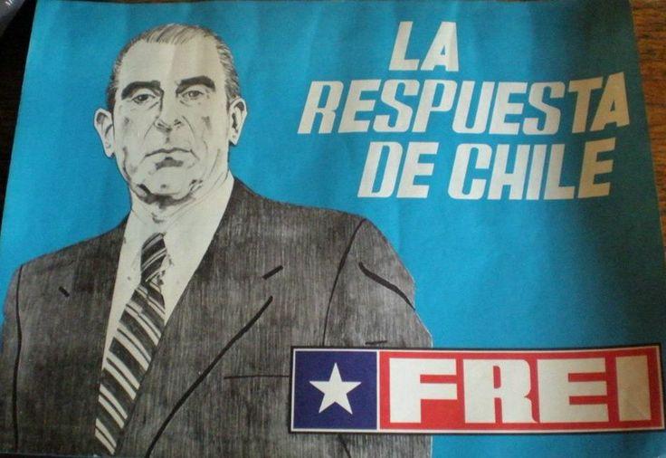 Afiche de Frei