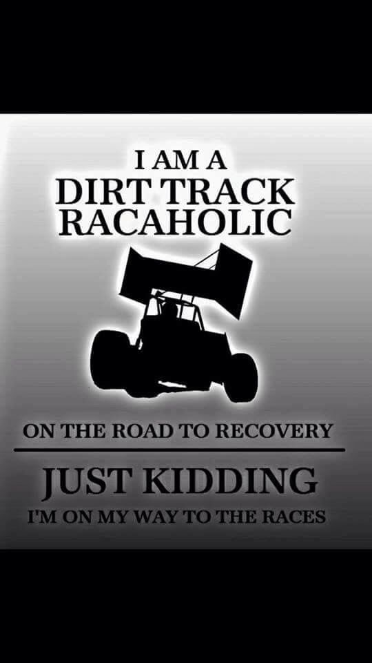 Race Car Quotes Adorable 13 Best Dirt Track Racing Images On Pinterest  Dirt Track Racing . Decorating Inspiration