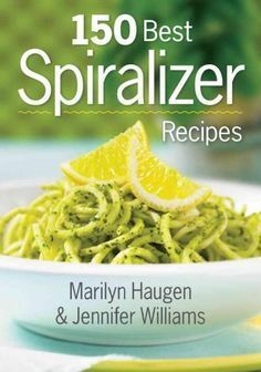 Spiralizers are taking home kitchens by storm. They are a fun way to introduce more vegetables, especially to finicky eaters, and reduce carbohydrates. One of the simplest options is substituting typi