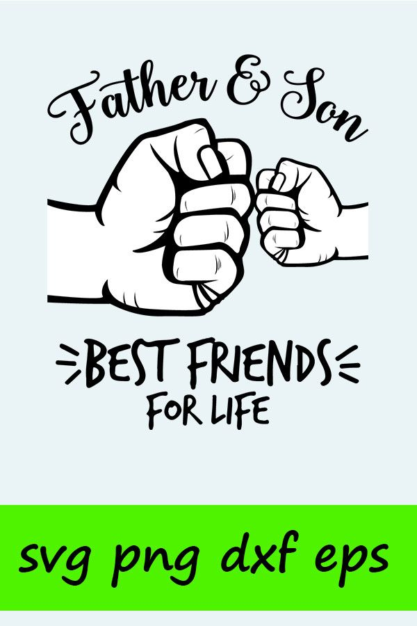 Free See a list of star wars themed items in this year's father's day gift guide. Father Son Best Friends For Life Svg Svg Files Svg For Etsy Best Friends For Life Gifts For Dad Etsy SVG, PNG, EPS, DXF File