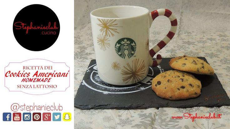 American Cookies Lactose Free | Turorial di Natale | stephanieclub ft. F...