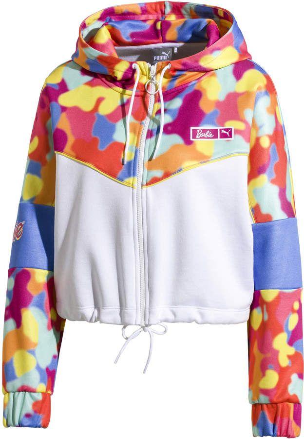 PUMA x BARBIE XTG Women's Track Jacket | Jackets, Outerwear