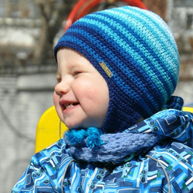 81 отметок «Нравится», 1 комментариев — @aljushinka в Instagram: «Моя весна выглядит так) #вяжутнетолькобабушки  #knittingforkids #шапка #вязаниедетям #babyboy…»