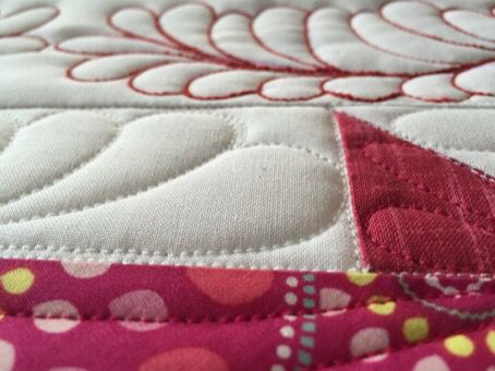 Quilting today  #JUKI  felisaquilts.com