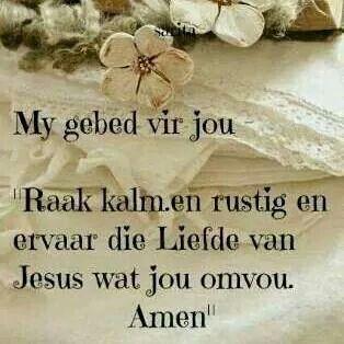 Gebed vir jou