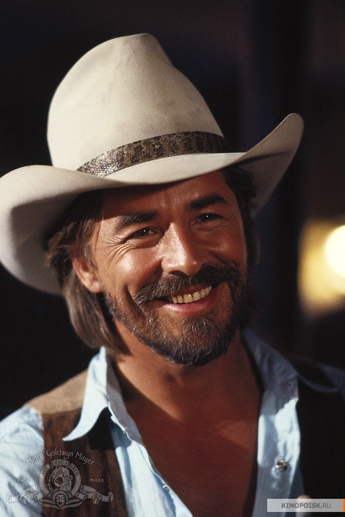 Don Johnson- The marlboro man!!!!