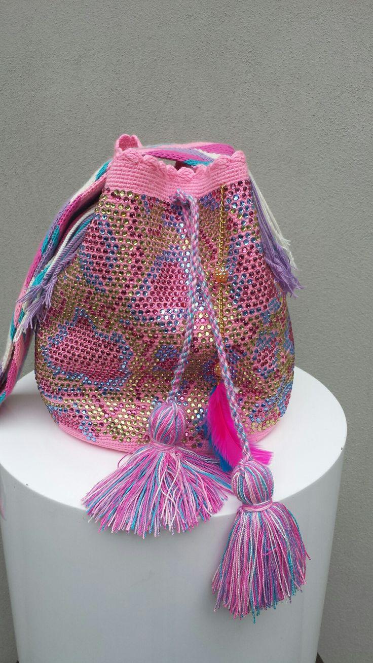 Wayuu Mochila DELUXE# www.fashionistaz.nl www.wayuumochila.nl