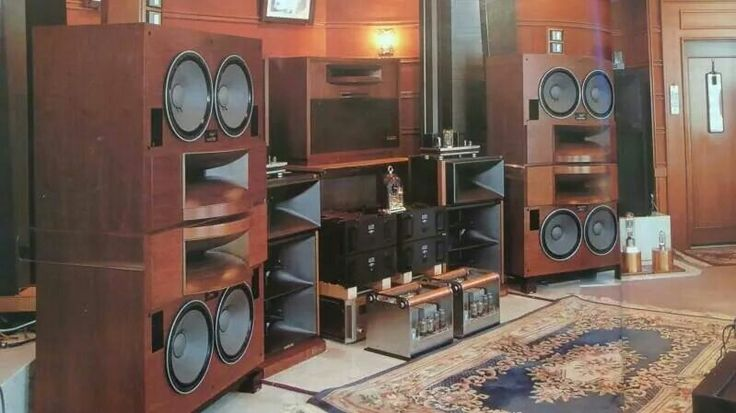 High end audio audiophile TAD Speakers Rey Audio, Onkyo Scepter