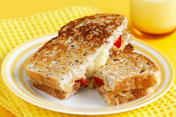 Mexican bean toasties - Give the kids a burst of energy with our Mexican bean toasties.