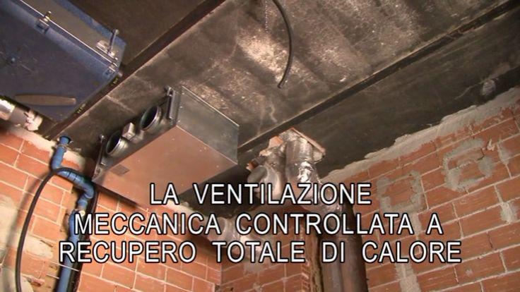 Impianti di ventilazione meccanica (fonte: Edilportale TOUR 2016 - Palermo)