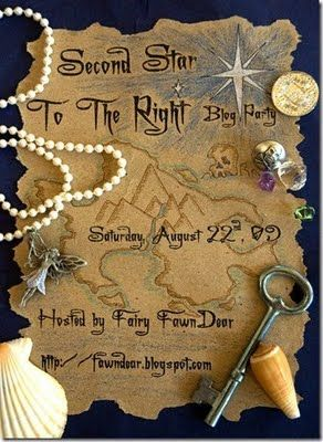 My Enchanted Home 2: The Second Star To The Right Blog Party