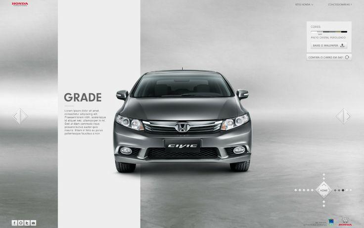 New Honda Civic 2012 - Koji