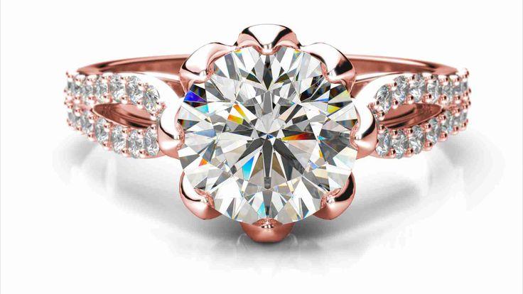 Zásnubný prsteň Floris round