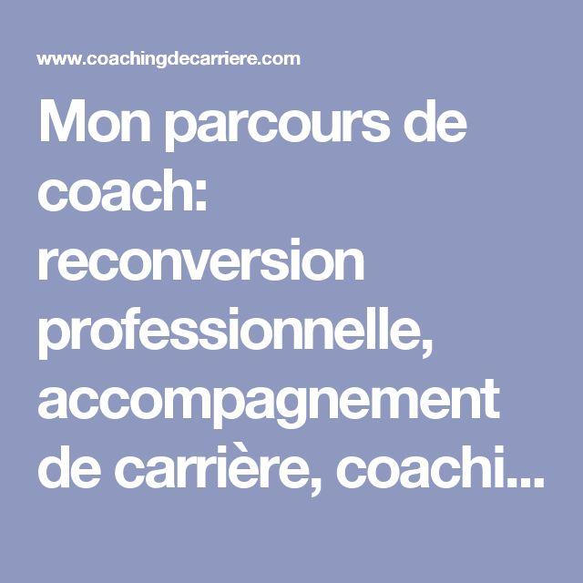 Mon parcours de coach: reconversion professionnelle, accompagnement de carrière, coaching entrepreneurs | Coaching de Carrière : Bérangère Touchemann