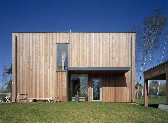 Arkitekthus – Prefab Homes in Sweden