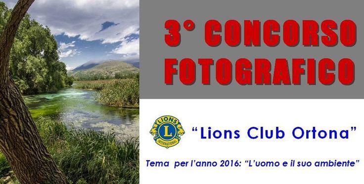 3° edizione del Concorso Fotografico Lions Ortona