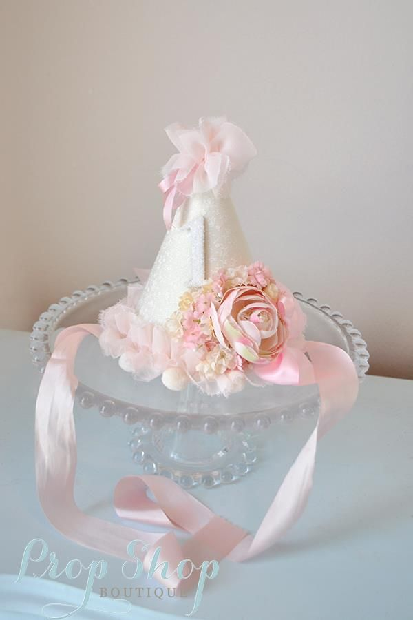 Prop Shop Boutique Birthday Hat  www.propshopboutique.com
