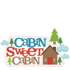 Cabin Sweet Cabin: Miss Kate Cuttables--