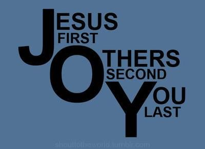 """*** MY SAVIOR, """" JESUS """" IS...* FIRST... IN MY LIFE!!!*** amen"""