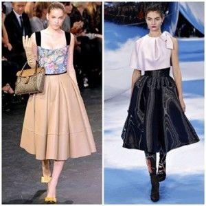 Noua tendinta in toamna 2014: fusta midi in stilul anilor '50[…]