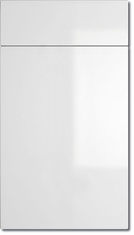 Lumi White Gloss - Cambridge Kitchen Doors