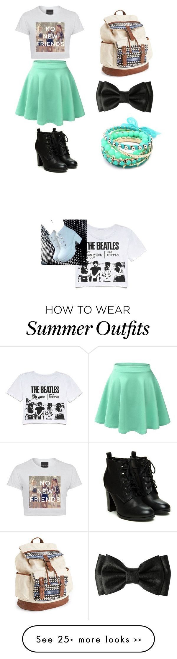 """summer outfit"" by kanybakken on Polyvore"