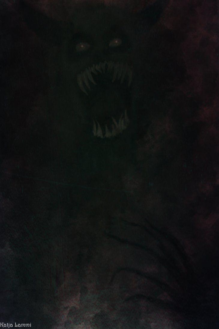Monster by KatjaLammi