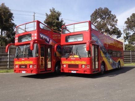 Hop-on/Hop-off Bus Tour of Melbourne - £21