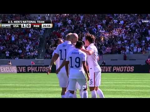 Team USA's Michael Bradley Scored A Ridiculously Outstanding Goal Against Panama