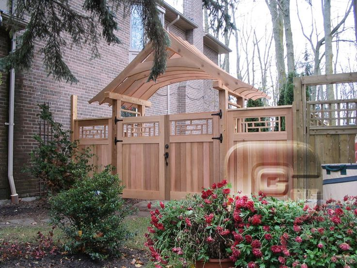 images about cottage garden entry on Pinterest
