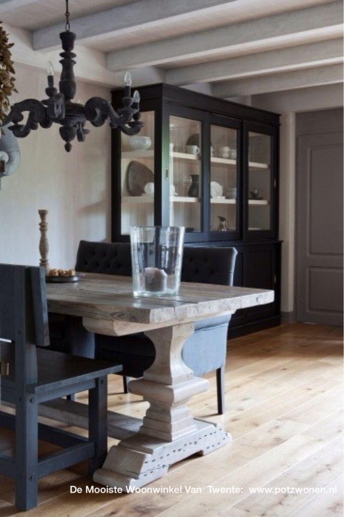 Voor een sfeervol interieur,                    De mooiste Woonwinkel van Twente : www.potzwonen.nl                hoekbanken, banken, fauteuils, eetkamertafels, salontafels, sfeerkamers, landelijke wonen landelijke stoere meubels.