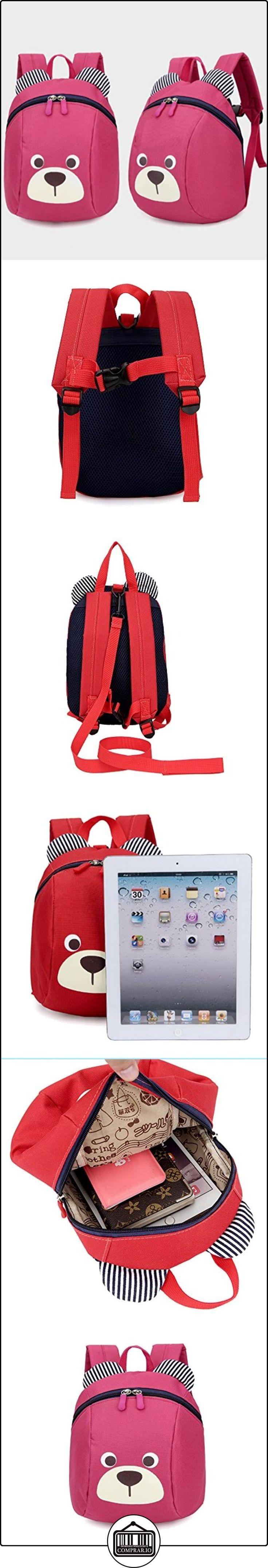 xytmy niños pequeños bebé anti-lost senderismo seguridad correa mochila oso para menores de 5años de edad niños.  ✿ Seguridad para tu bebé - (Protege a tus hijos) ✿ ▬► Ver oferta: http://comprar.io/goto/B06XFVK4Y8