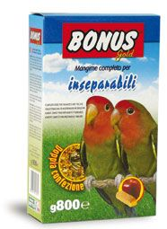 MANGIME PER INSEPARABILI BONUS GOLD SD8 GR. 800 https://www.chiaradecaria.it/it/mangimi-per-uccelli/10533-mangime-per-inseparabili-bonus-gold-sd8-gr-800-8006555010855.html