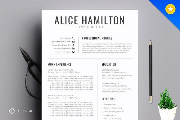 Welcome to the A1RESUME! We create resume/CV templates that is guaranteed to help land your dream job. In making these templates, we have brought in refinement and class as well as a contemporary twist together with an insightful design and enough space for all your text.