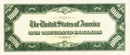 ... image http www howmanyarethere org 1000 dollar bill 10 dollar bill