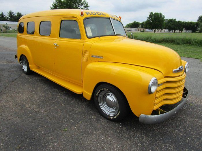 Classic 1950 Chevrolet 3800 For Sale 2141710 29 500 Stanley