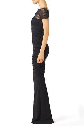 f1024363ba8 Black Nasira Gown by La Petite Robe di Chiara Boni