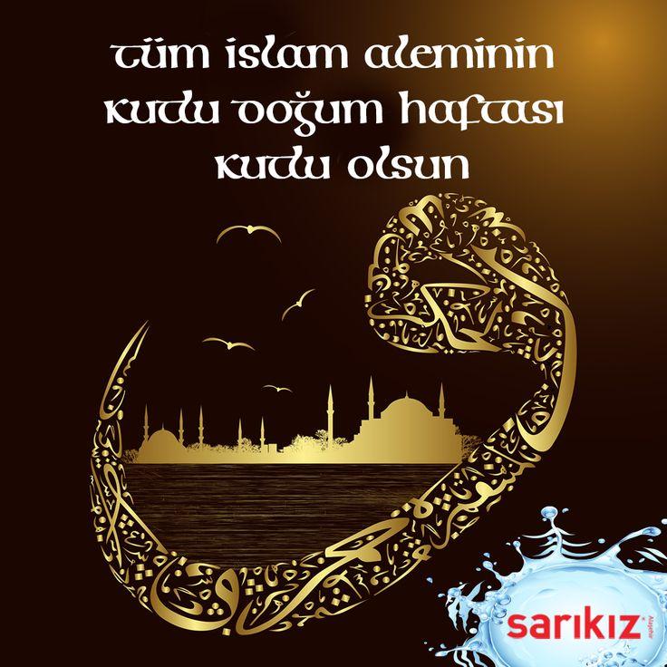 Tüm islam aleminin Kutlu Doğum Haftası kutlu olsun. #KutluDoğumHaftası #Sarıkız