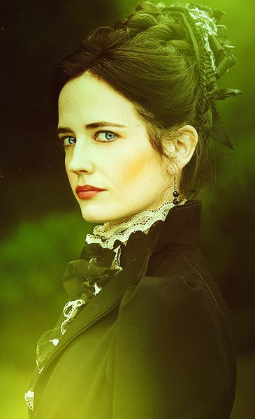 Eva Green for 'Penny Dreadful'