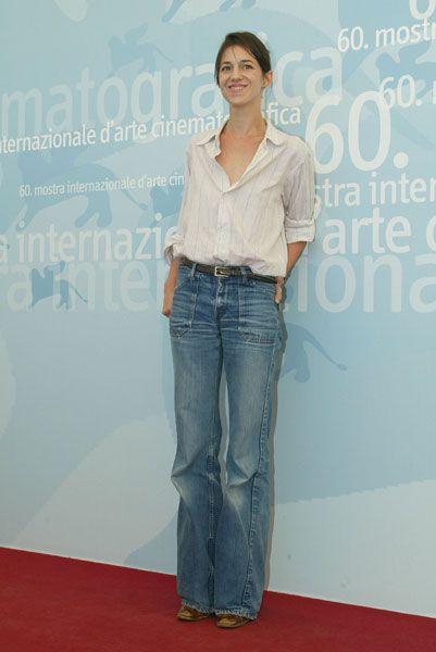 jean chemise blanche