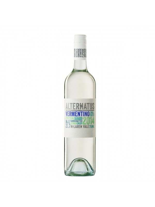 Alternatus Vermentino | AWM Buy Wine Online in UK.  Pale straw white with aromas of violets, Nashi pears, grapefruit zest and lime in abundance.